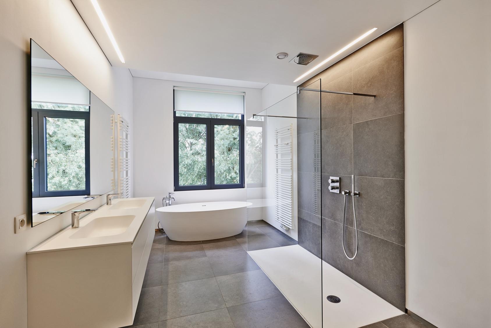 HARDER Glasbau - Duschtüren