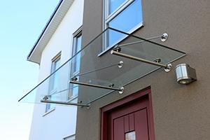 HARDER Glasbau - Vordach