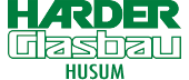 HARDER Glasbau Husum Logo