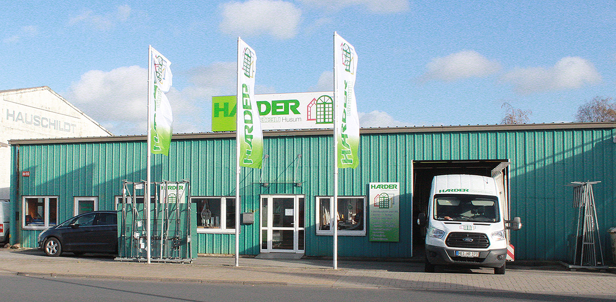 HARDER Glasbau Husum
